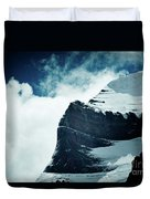 Holy Kailas West Slop Himalayas Tibet Artmif.lv Duvet Cover