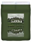 Holy Pond Duvet Cover