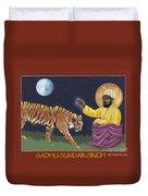 Holy Sadhu Sundar Singh 189 Duvet Cover