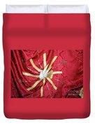 Holy Spirit Flag Duvet Cover
