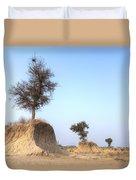 Holy Trees Duvet Cover