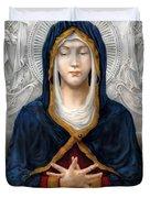Holy Woman Duvet Cover