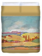 Home Land Duvet Cover