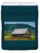 Home On The Range Duvet Cover