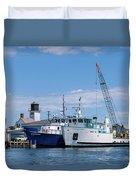Home Port Duvet Cover
