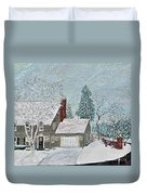 Winter Home Duvet Cover