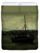 Homecoming Pirate Duvet Cover