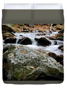 Hometown Series - Blue Ridge Parkway  Duvet Cover