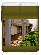 Hometown Series - King Family Vineyards Duvet Cover
