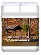 Hometown Series - Sherando Lake -2 Duvet Cover