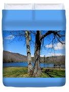 Hometown Series -sherando Lake Duvet Cover