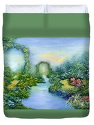 Homeward Journey Duvet Cover