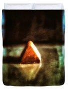 Hommage Au Toblerone Duvet Cover