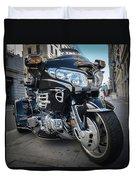Honda Motorbike Duvet Cover