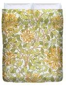 Honeysuckle Design Duvet Cover