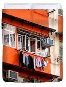 Hong Kong Apartment 12 Duvet Cover