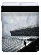 Hong Kong Architecture 39 Duvet Cover