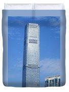 Hong Kong Architecture 45 Duvet Cover