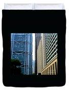 Hong Kong Architecture 49 Duvet Cover