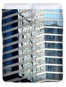 Hong Kong Architecture 64 Duvet Cover