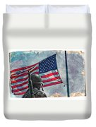 Honor Duvet Cover