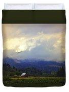 Hood River - Season Of Beauty Duvet Cover