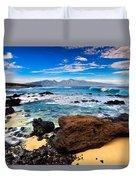 Hookipa Sunrise #3 Duvet Cover