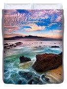 Hookipa Sunrise  Duvet Cover