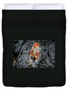 Hoosier's Pet Koi Duvet Cover