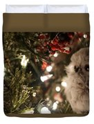 Hooty Owl Duvet Cover