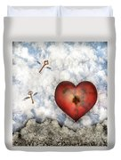 Hope Floats Duvet Cover