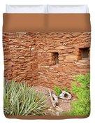 Hopi House Garden Duvet Cover