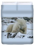 Hor D'oeuvres Duvet Cover