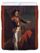 Horatio Nelson - Viscount Nelson Duvet Cover
