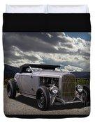 Hord Hot Rod Speedster Duvet Cover