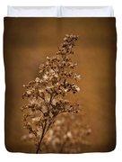 Horicon Marsh - Wildflower Golden Glow Duvet Cover