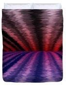 Horizon Duvet Cover