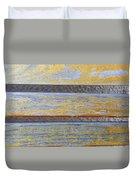 Horizontal Duvet Cover