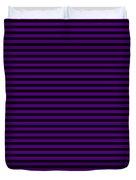 Horizontal Black Inside Stripes 30-p0169 Duvet Cover