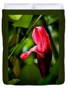 Horned Blossom Duvet Cover
