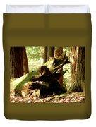 Horned Tree Duvet Cover