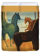 Horse Collection Duvet Cover