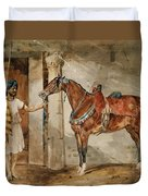 Horse Eastern Duvet Cover