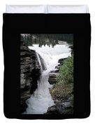 Horse Falls  Duvet Cover
