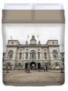 Horse Guards Duvet Cover