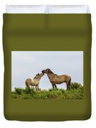 Horse Love Duvet Cover