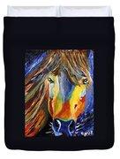Horse One Duvet Cover