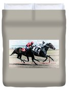 Horse Power 12 Duvet Cover