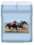 Horse Power 7 Duvet Cover