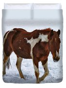 Horse With No Name Duvet Cover